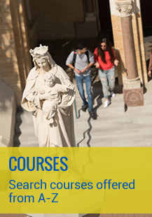 OLLU Courses Offered